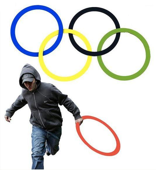 London's new post-riot 2012 Olympic games logo