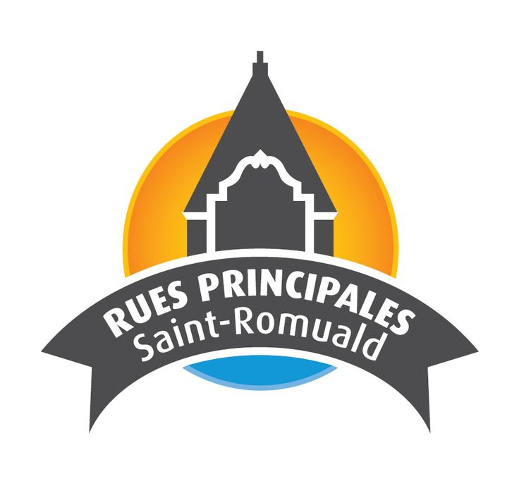 Niveau 5 - Branding - Rues Principales Saint-Romuald - Logotype   Flickr - Photo Sharing!