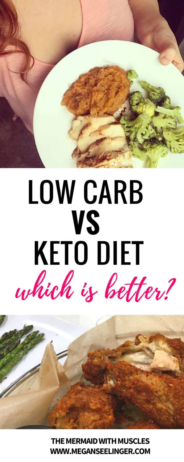 The 1 Reason Your Low Carb Diet Is Failing Megan Seelinger Coaching Keto Vs Low Carb Carbohydrates Food List Keto Diet