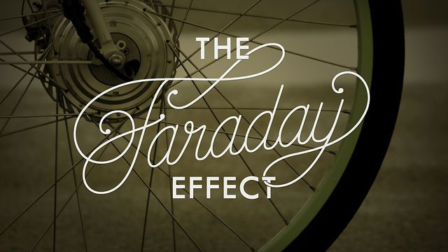The Faraday Effect by Dark Rye. Adam Vollmer and his company, Faraday Bicycles, are leading the way with an electric bike that will get you to work with a smile on your face!