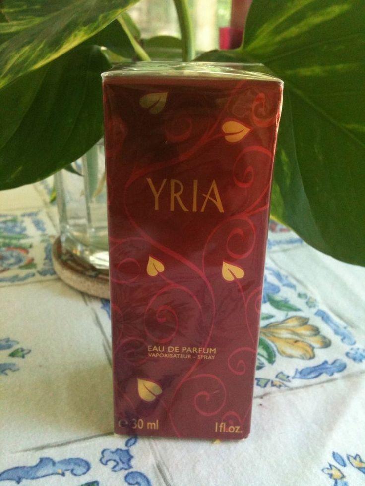 YRIA Eau De Parfum by Yves Rocher from France 1 OZ, 30ml   RARE  #YvesRocher