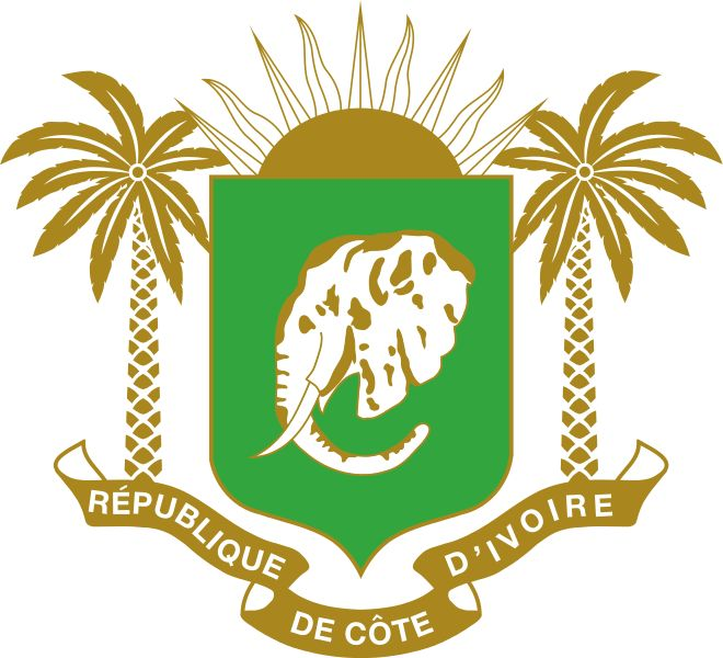 File:Coat of arms of Ivory Coast.svg