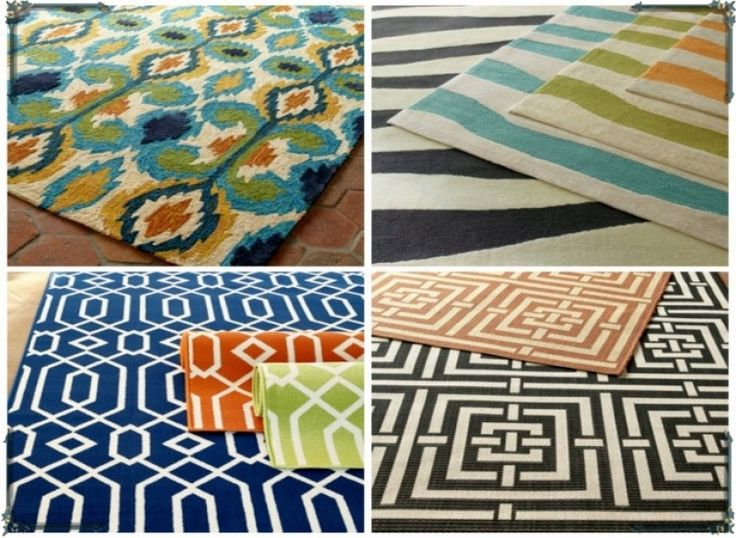 17 Best ideas about Patio Rugs on Pinterest