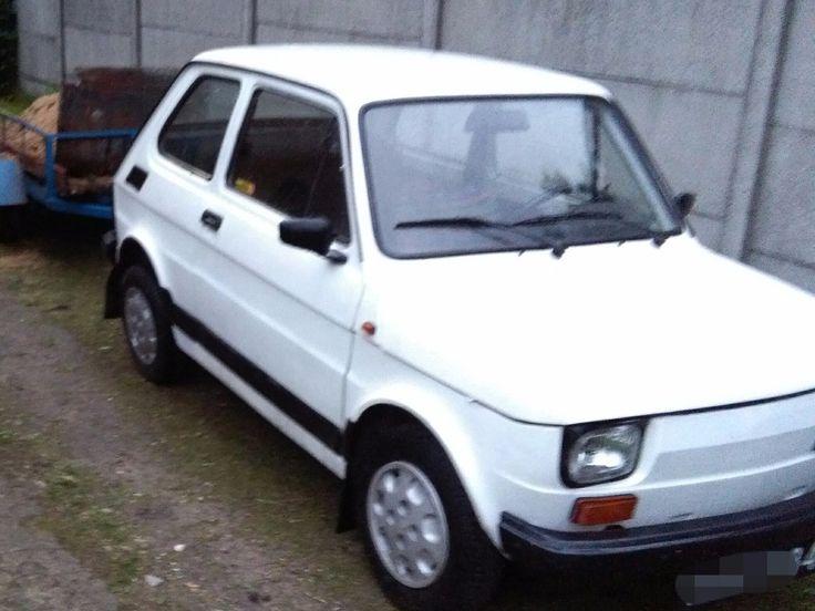 Fiat 126p - Maluch Polski Fiat 126P 650