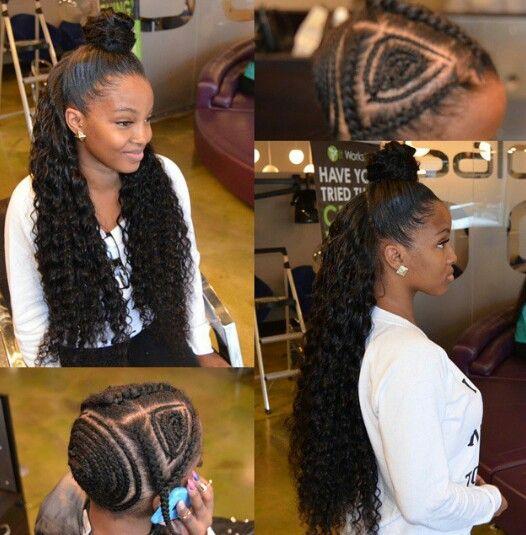 Fabulous 1000 Images About Vixen Hairstyle On Pinterest Keke Palmer Short Hairstyles Gunalazisus