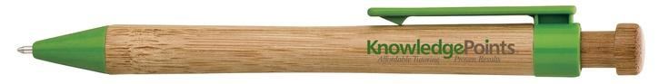 Bamboo Pens...