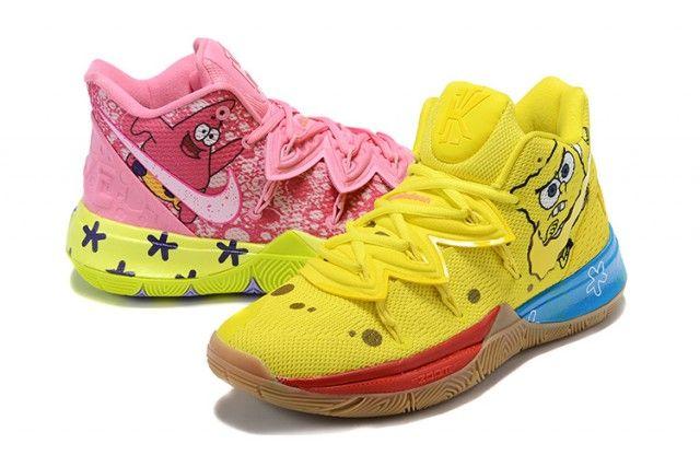 Nike Kyrie 5 Men's Spongebob Patrick