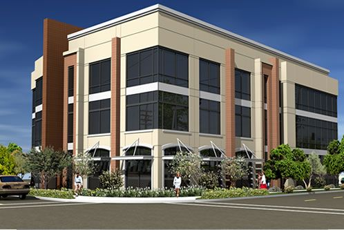 Mep Design For Medical Office Building Three Story