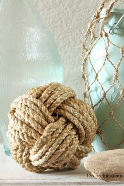 17 Best images about Rope Balls + on Pinterest | Nautical