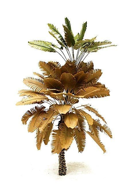DESERT PALM TREE MODEL 1/35 SCALE 22cm height NO. TPD-031