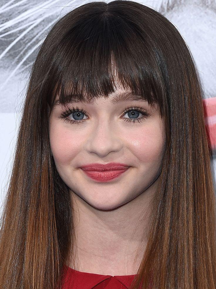 Malina Weissman Violet Baudelaire | Beautiful girl makeup