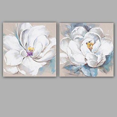 【今だけ☆送料無料】 アートパネル  静物画2枚で1セット 白い お花 花びら 花粉【納期】お取り寄せ2~3週間前後で発送予定