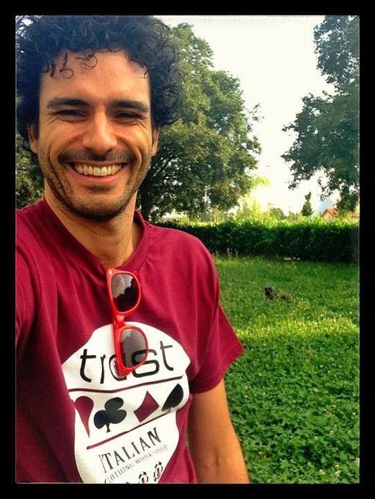Marco Bianchi veste TRAST - #Drepubblica #TRAST #marcobianchi