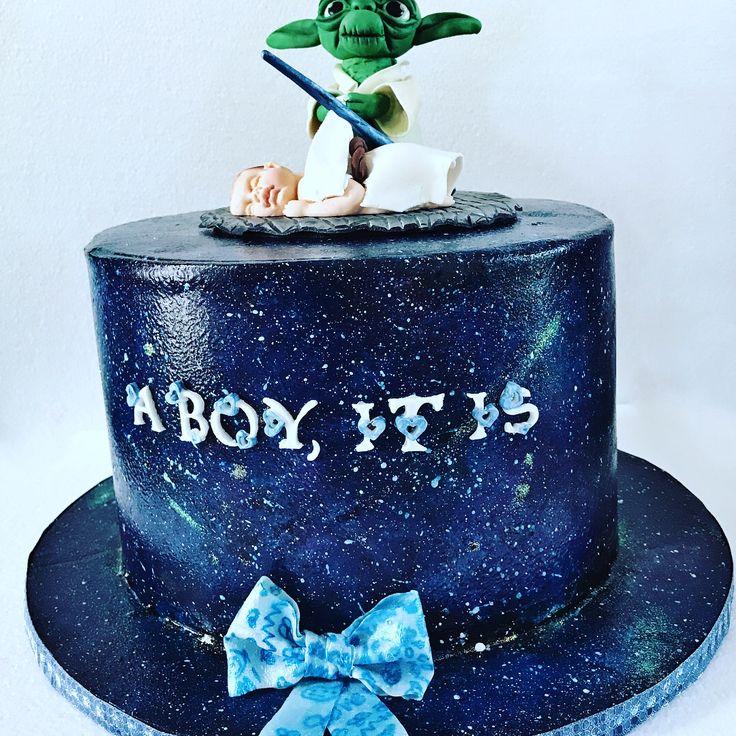 Best 25 Yoda Cake Ideas On Pinterest Death Star Cake