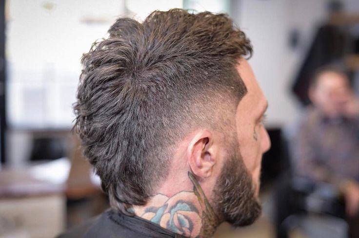 Pin en Burst Fade Haircuts