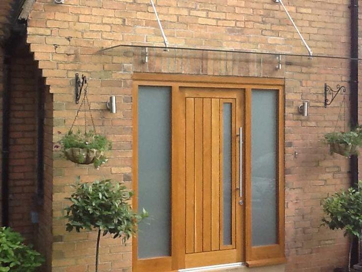 40 best solidor flint composite door from timber for Solid oak external doors