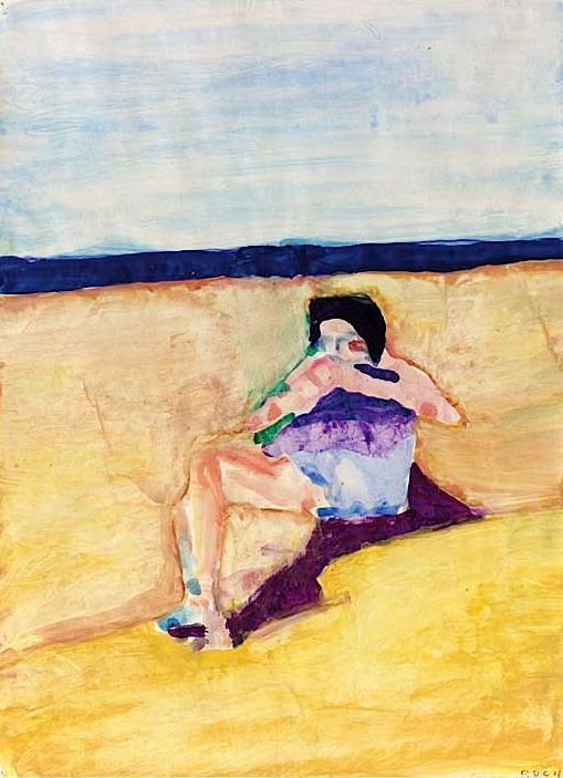 488 best Art A Day at the Beach images on Pinterest