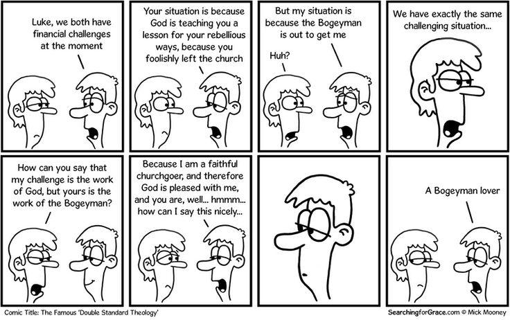 Christian comic strip
