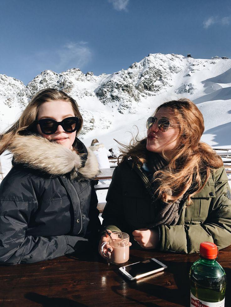 hot choccolate à Ski @valentinazeh
