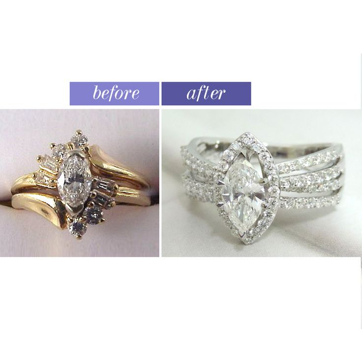 79 best jewelry before amp afters images on pinterest