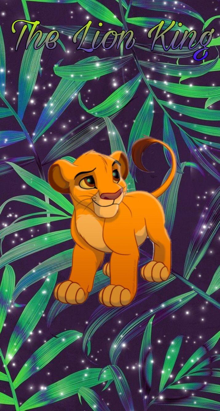 Fond d'écran roi lion 🦁 | Le roi lion, Dessins disney, Fond d'écran téléphone
