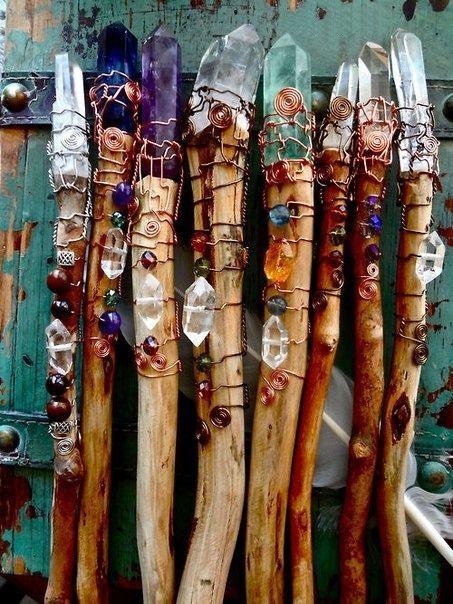 Blog sobre bruxaria natural, e a simplicidade de fazer rituais e feitiços.