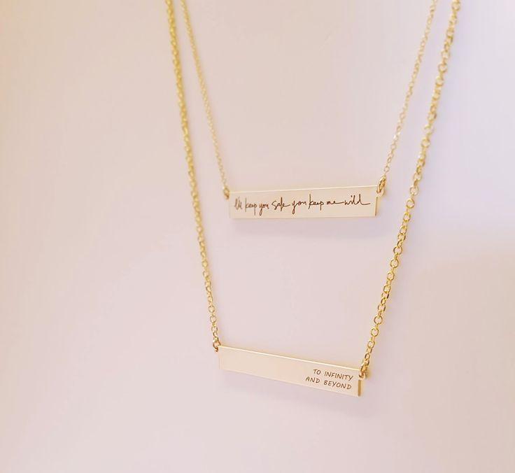 special design #goldenselection #necklace #goldbar #jewelry
