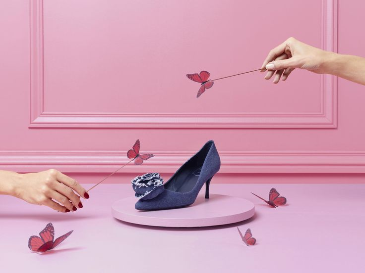 Roger Vivier SS 2017 - by Agence Famille Royale