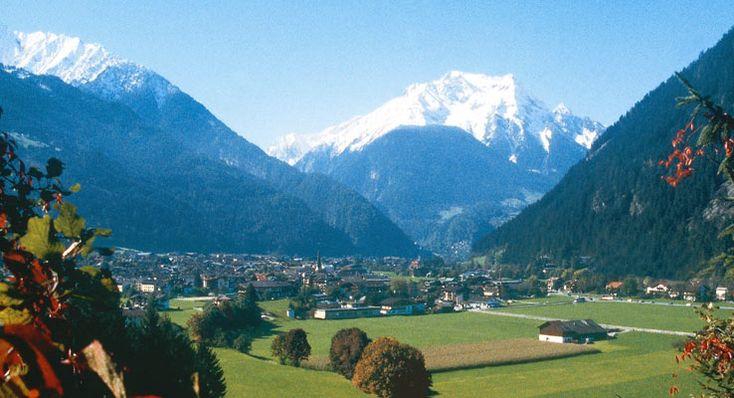 Mayerhofen, Ziller Valley, Austria :)