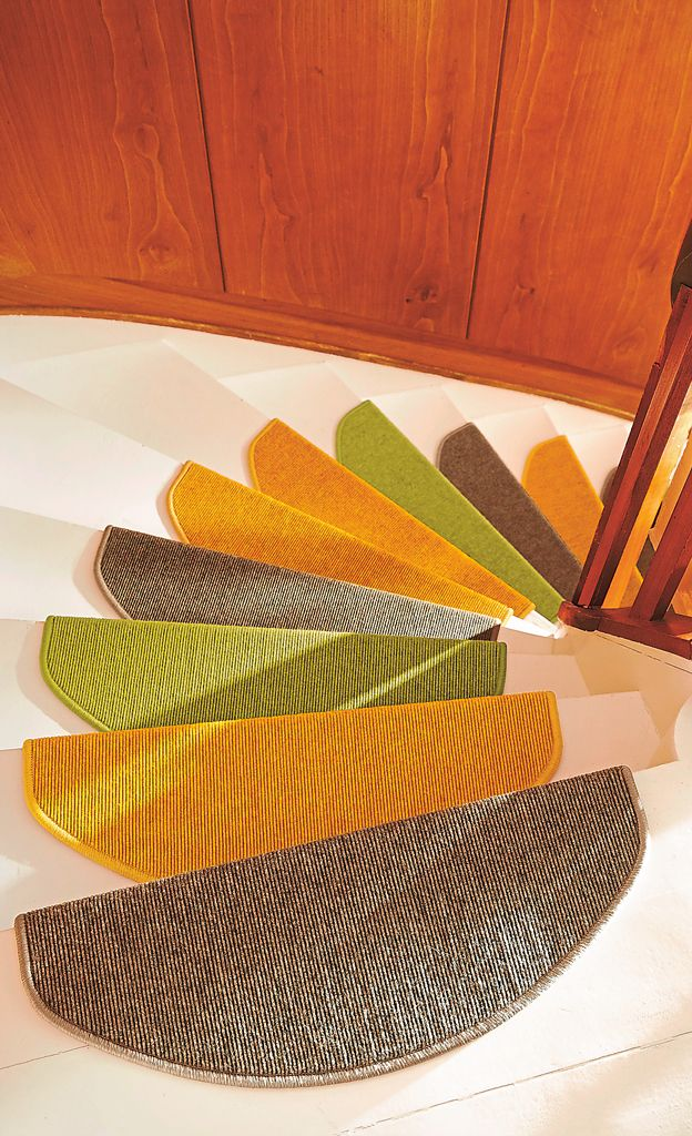 Stufenmatten | Selbst ist der Mann - DIY 04 | Stufenmatten ...