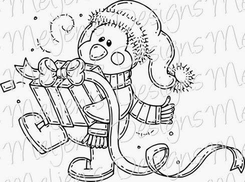 214 besten Coloring Pages - Christmas Bilder auf Pinterest ...