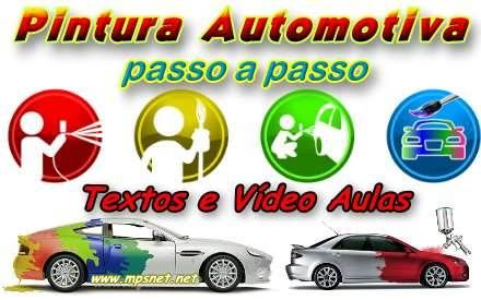 Pintura Automotiva passo a passo - Vídeo Aulas; Veja em detalhes neste site http://www.mpsnet.net/1/425.html