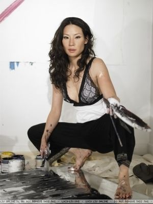 lucy - Lucy Liu foto (1710363) - Fanpop