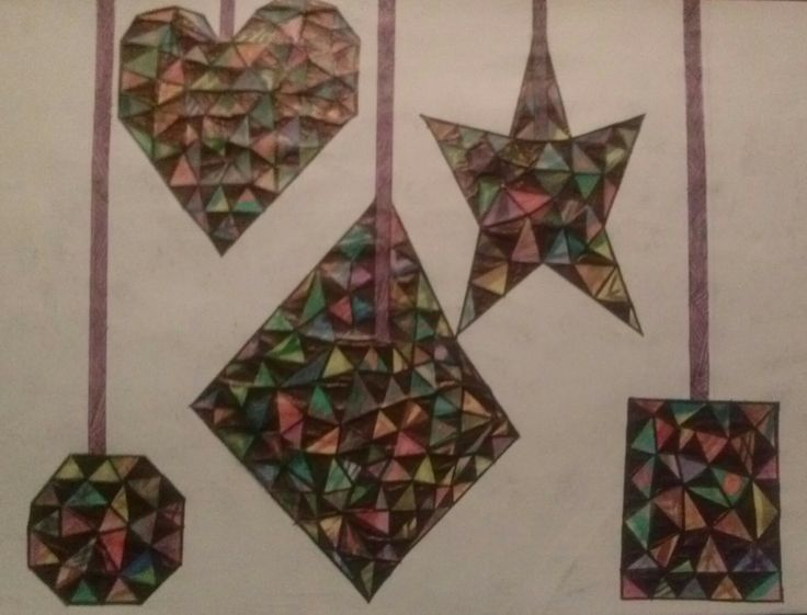 Done in pen and pencil crayon :)