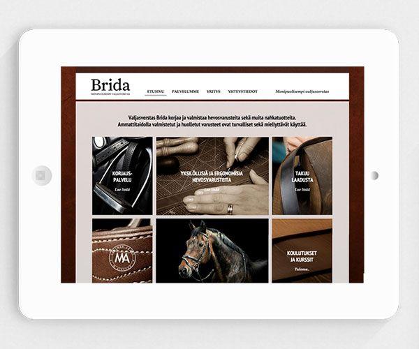 Yritysilmeen ja verkkosivuston suunnittelu ja toteutus.