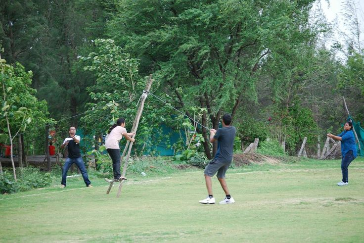 Corporate day events and Group Outdoor Activities. 1. Outbound Adventure and team building. 2. Sports, including cricket, volleyball etc. 3. Treasure hunt. www.songsofearth.org
