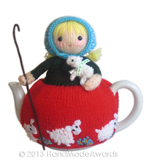 Mary had a little Lamb PDF Email Knit PATTERN