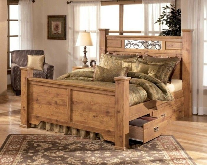 Comfortable Bedroom Furniture For Cuddly Moments With Images