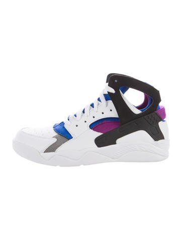 Nike Air Huaraches High-Top Sneakers