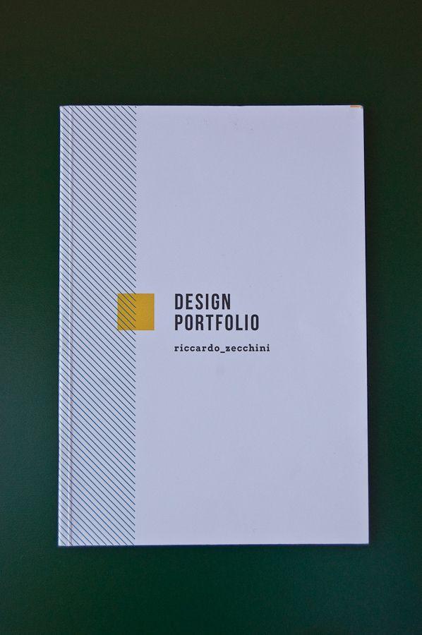2011 - Design Portfolio by Riccardo Zecchini, via Behance