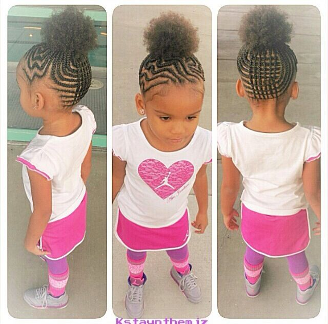 Hairstyles For Babies niyah 1 year jamaican bajan english mixed baby hairstyleschildren Find This Pin And More On Hair By Rita916