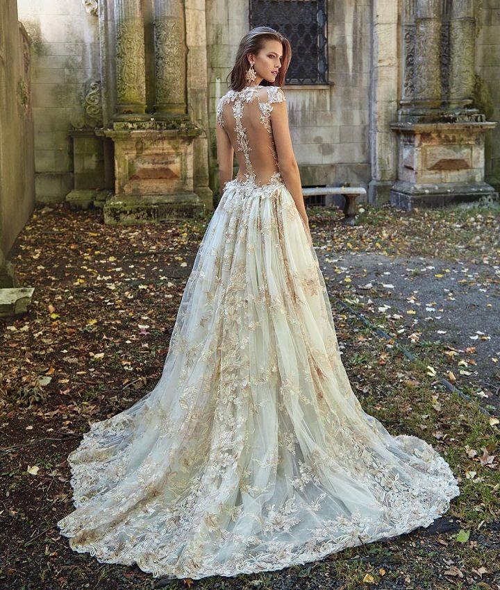 Galia Lahav stunning wedding dress #weddingdress #weddinggown #weddingdresses #bridlgown #elegant #bride