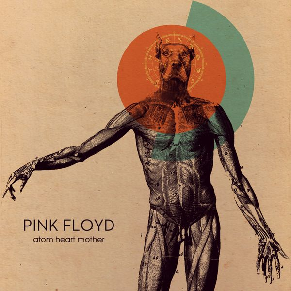 Atom heart mother - Pink Floyd by Enzo Lo Re, via Behance