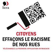 Licra, la première application anti-racisme !
