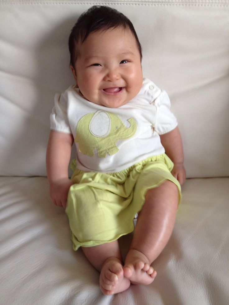 """I love that the material is stretchy! It makes it much easier to put on baby."" - Maggie C. Do you have a baby that loves Silkberry Baby? Click over to find out how to win 20 dollars to spend at www.silkberrybaby.com"