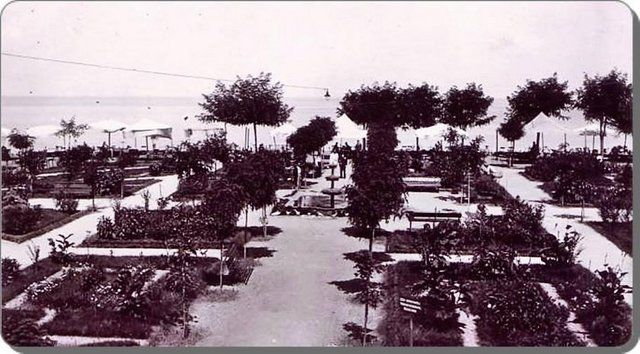 Eski zamanların İstanbul'u Küçükyalı Parkı - 1960
