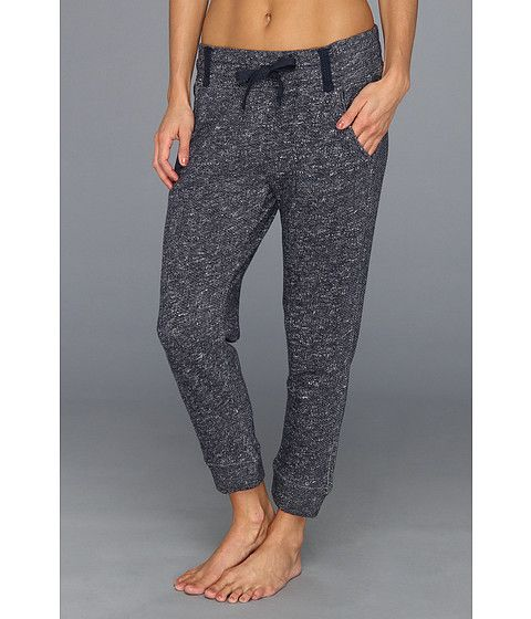 Lucky Brand Skinny Sweatpant Heather Navy