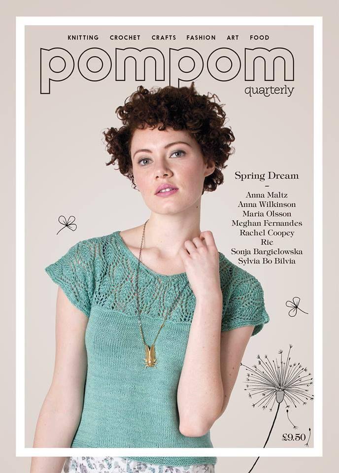 Pom Pom Quarterly, Issue 8: Spring 2014