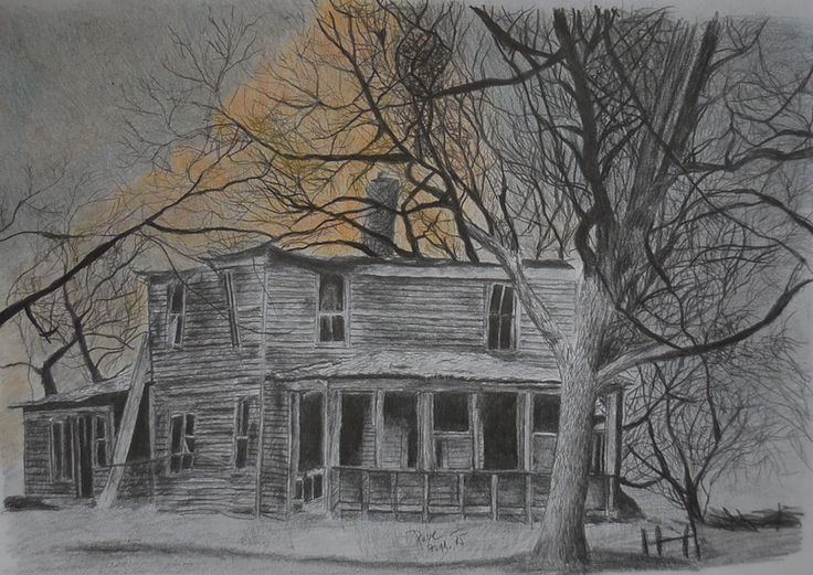 Shack with branches by NotOKFun on DeviantArt