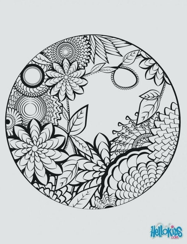 40 Simple Mandala Art Pattern And Designs Free Jupiter Mandala Coloring Pages Mandala Coloring Books Mandala Coloring